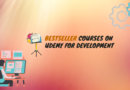 Top 20 Bestseller courses on udemy for development